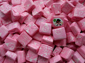 Sweet Strawberry Starburst