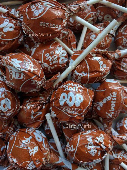 Caramel Tootsie Pop