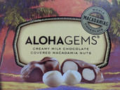 Hawaiian Host Aloha Gems Chocolate Covered Macadamia Nuts