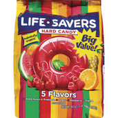 Lifesavers 5 Flavors 41oz bag