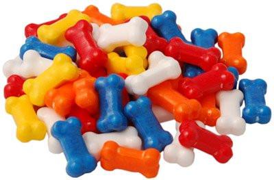 Bone candy
