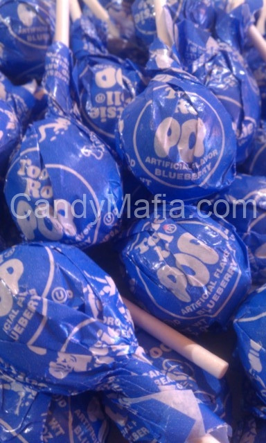 BlueBerry Tootsie Pops