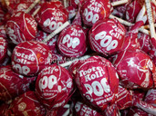 Red Raspberry Tootsie Pops bulk