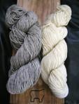 Skeins of yarn - pepper