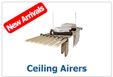 Ceiling Mounted Clothes Lines
