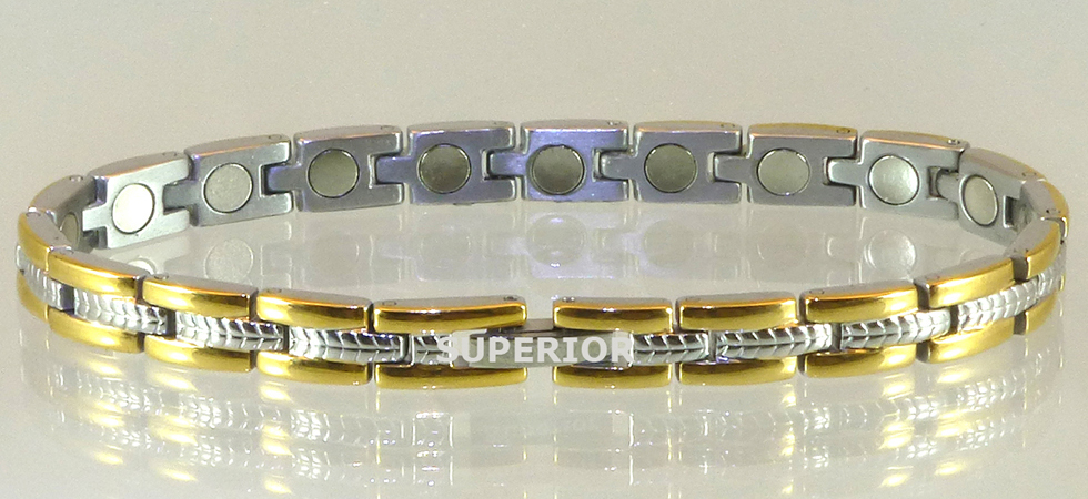 Stainless Magnetic Bracelet for pain relief