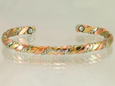 Flexible Bracelet with Copper (22cm) oZw9OOIxEd