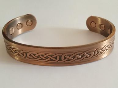 Flexible Bracelet with Copper (22cm) bnMTtuWnj