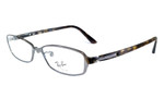 Ray Ban RX Designer Reading Glasses 8686-1000 :: Rx Single Vision
