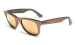 "Ray-Ban 2140-6109Z2 Designer Sunglasses Classic Wayfarer Special Edition ""Cosmo"" VENUS Color"