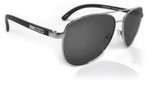 Hoven Eyewear DEWEY in Matte-Black with Grey Polarized