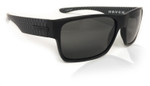 Hoven Eyewear FUTURE in Matte-Carbon Fiber with Grey Polarized
