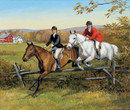 Horses 240 37b 1 Artwork Micro Fiber Cleaning Cloth