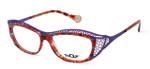 BOZ Optical Swiss Designer Eyeglasses :: Ultime (3070) :: Custom Left & Right Lens