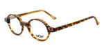 BOZ Optical Swiss Designer Eyeglasses :: Redwood (9255)