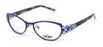 BOZ Optical Swiss Designer Eyeglasses :: Resille (7022)