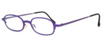 Harry Lary's French Optical Eyewear Bart Eyeglasses in Violet (176) :: Custom Left & Right Lens