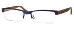 Harry Lary's French Optical Eyewear Empiry in Purple (497)
