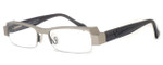 Harry Lary's French Optical Eyewear Galaxy in Silver Grey (000)