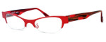 Harry Lary's French Optical Eyewear Pulpy in Red (360)