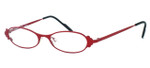 Harry Lary's French Optical Eyewear Twiggy in Red (360) :: Rx Single Vision