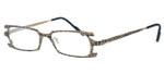 Harry Lary's French Optical Eyewear Terrory in Bronze Black (506) :: Progressive