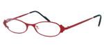 Harry Lary's French Optical Eyewear Twiggy in Red (360) :: Rx Bi-Focal