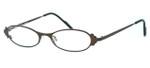 Harry Lary's French Optical Eyewear Twiggy in Bronze (456) :: Rx Bi-Focal