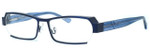 Harry Lary's French Optical Eyewear Legacy in Matte Blue (909)