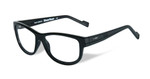 Wiley-X Marker Optical Eyeglass Collection in Gloss-Black (WSMAR02) :: Custom Left & Right Lens