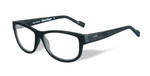 Wiley-X Marker Optical Eyeglass Collection in Matte-Black (WSMAR01) :: Rx Single Vision