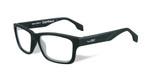 Wiley-X Contour Optical Eyeglass Collection in Matte-Black (WSCON01) :: Rx Bi-Focal