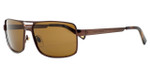 Tommy Bahama TB6023 Designer Polarized Sunglasses in Brown Brown Lenses