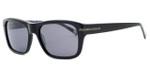 Tommy Bahama TB6047 Designer Polarized Sunglasses in Black with Grey Lenses