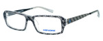 Converse Designer Eyeglasses Digital in Crystal Stripe :: Rx Single Vision