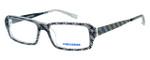 Converse Designer Eyeglasses Digital in Crystal Stripe :: Rx Single Vision