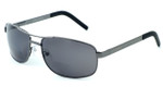 Coyote BP-16 Polarized Bi-focal Reading Sunglasses in Gun