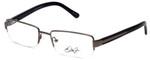Dale Earnhardt, Jr. 6740 Designer Reading Glasses in Gunmetal