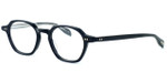 Oliver Peoples Optical Eyeglasses Noland BK in Black :: Custom Left & Right Lens