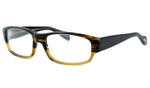 Oliver Peoples Optical Eyeglasses Primo 8108 in Tortoise :: Custom Left & Right Lens