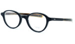 Oliver Peoples Optical Eyeglasses Rowan BK/SYC in Black :: Custom Left & Right Lens