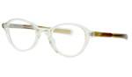 Oliver Peoples Optical Eyeglasses Rowan BECR/SYC in Crystal :: Progressive
