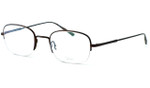 Oliver Peoples Optical Eyeglasses Wainwright 1118T in Brown (5075) 47 mm :: Progressive