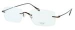 Oliver Peoples Optical Eyeglasses 678B in Brown