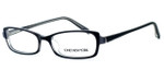 Jones NY Designer Eyeglasses J725 in Black :: Rx Bi-Focal