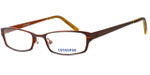 Converse Grab Designer Eyeglasses in Dark Brown :: Progressive