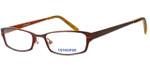 Converse Grab Designer Eyeglasses in Dark Brown :: Rx Bi-Focal