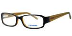 Converse Whats Next Designer Eyeglasses in Brown :: Rx Bi-Focal