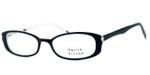 Visage Petite Designer Eyeglasses 102 in Tuxedo :: Rx Single Vision