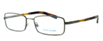 Ralph Lauren Designer Eyeglass Collection PH1124-9221 in Gunmetal :: Rx Single Vision